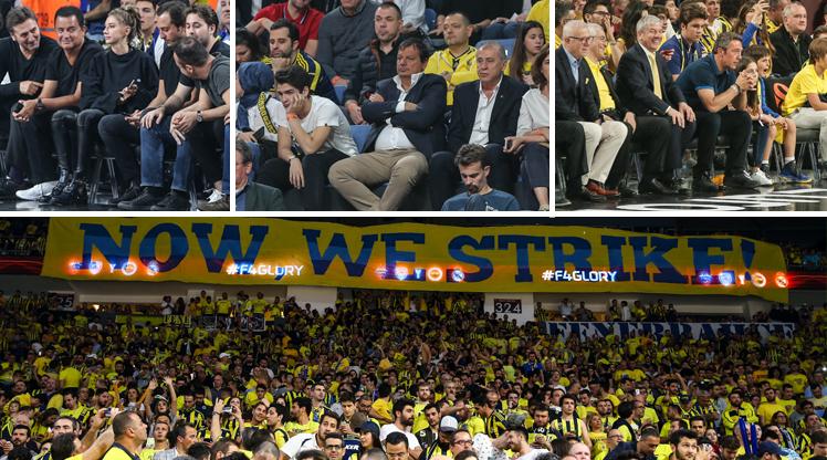 Fenerbahçe-Real Madrid foto galerisi