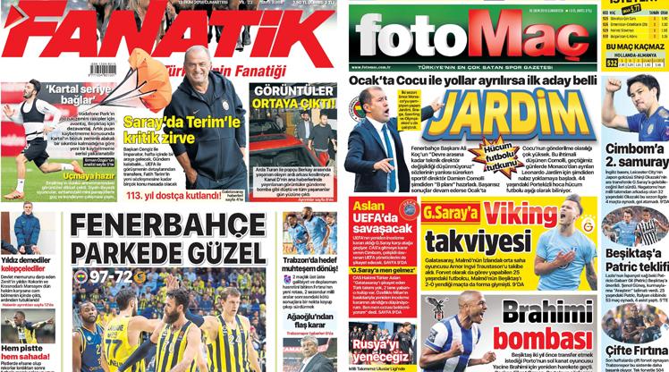 13 Ekim gazete manşetleri