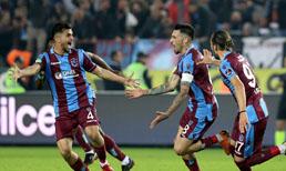 Trabzon'da Novak ve Sosa'nın performansları göz dolduruyor