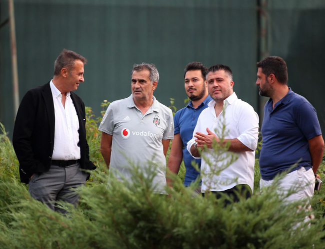 Beşiktaş transferde ilk hedefini belirledi!