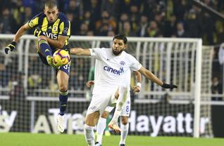 Fenerbahçe - Kasımpaşa Foto Galerisi