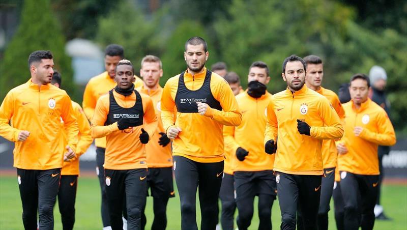 Galatasaray'da yüzler gülüyor!