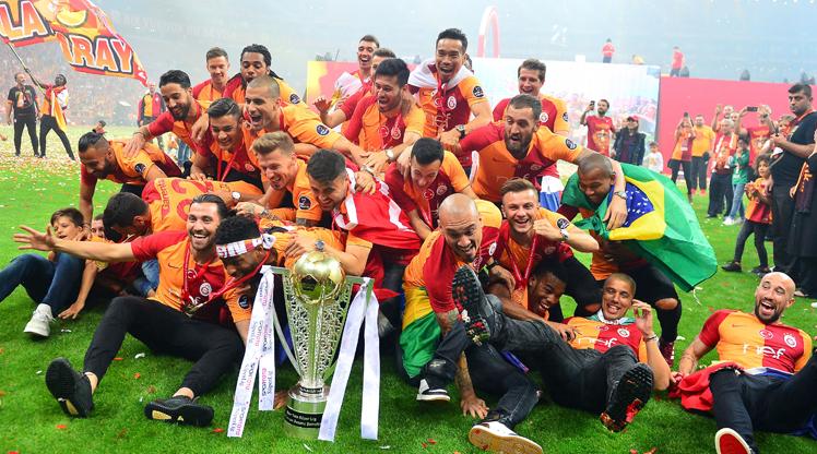 G.Saray'dan Dünya Kupası mesajı