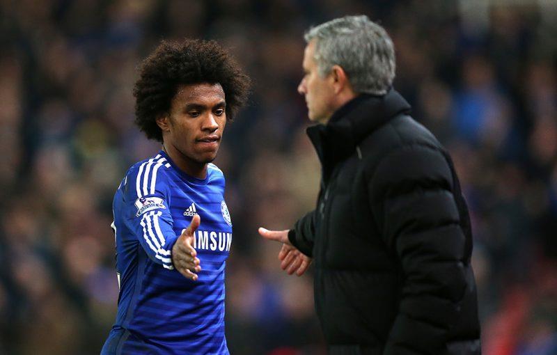 Mourinho eski yıldızını istiyor