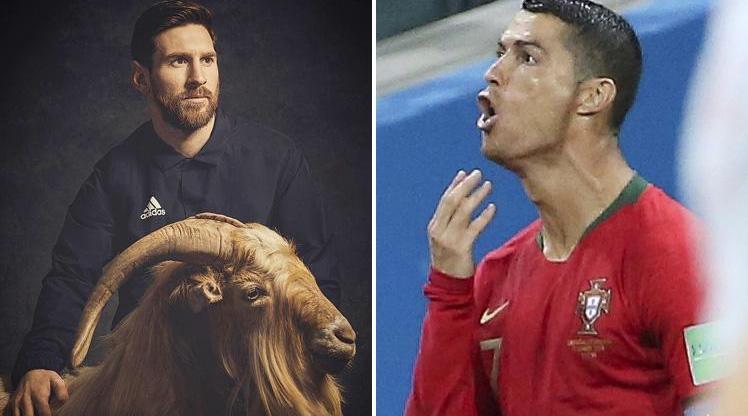 Ronaldo o harekete açıklık getirdi