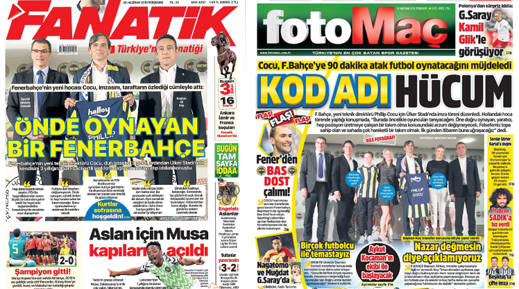 28 Haziran gazete manşetleri