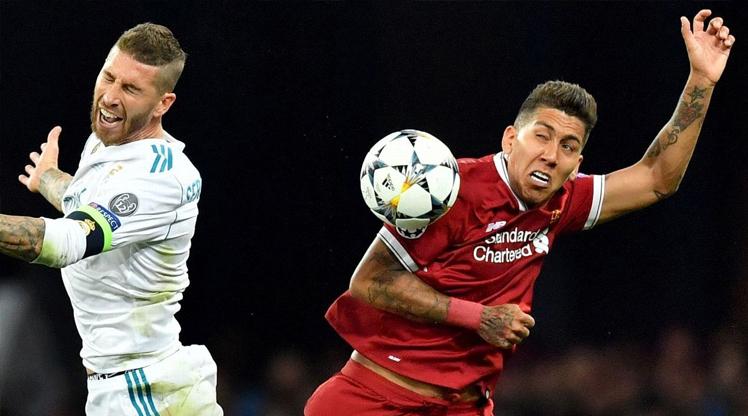 Firmino'dan Ramos'a sert tepki