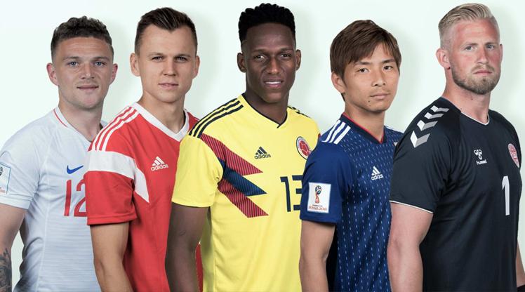 Dünya Kupası'nda yıldızı parlayan 5 isim