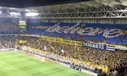 Fenerbahçe - Benfica foto galeri