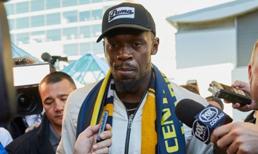 Bolt'un futbol kariyeri başlıyor