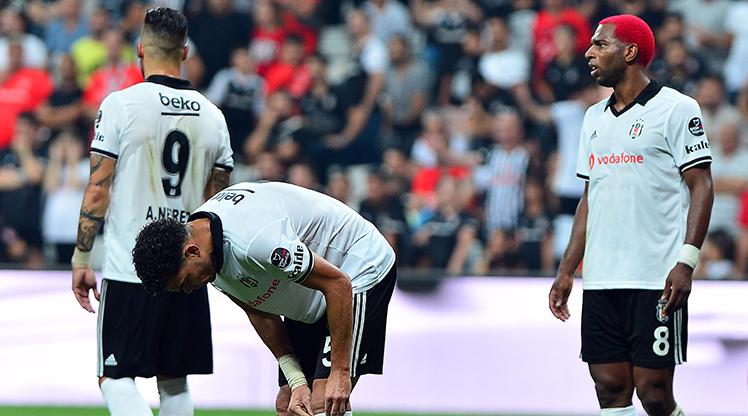 Beşiktaş - Antalyaspor yorumları