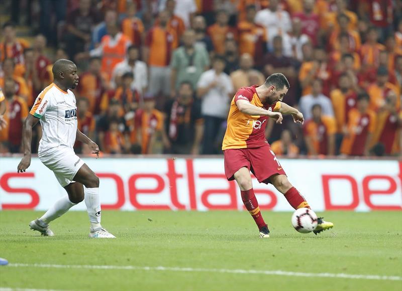 Galatasaray - Aytemiz Alanyaspor foto galerisi