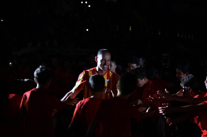 Kayserispor'dan görkemli sezon açılışı