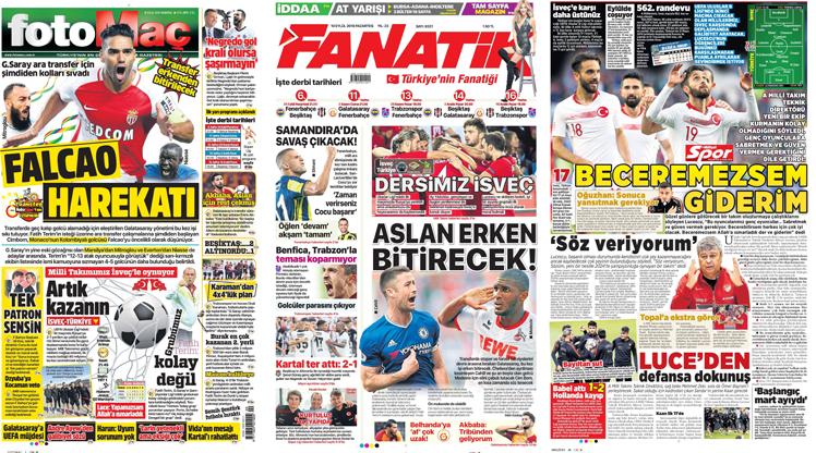 10 Eylül gazete manşetleri