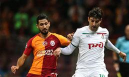 Galatasaray - Lokomotiv Moskova foto galeri
