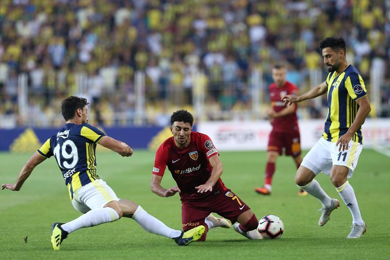 Fenerbahçe -Kayserispor