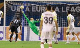Fenerbahçe'nin farklı yenilgisi Hırvat basınında
