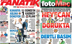 23 Eylül Gazete Manşetleri