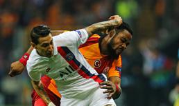 Galatasaray - PSG foto galeri