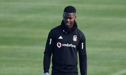 Beşiktaş'ta Isimat-Mirin ilk idmanına çıktı