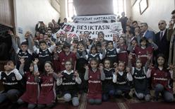 Beşiktaş'tan öğrencilere karne hediyesi!