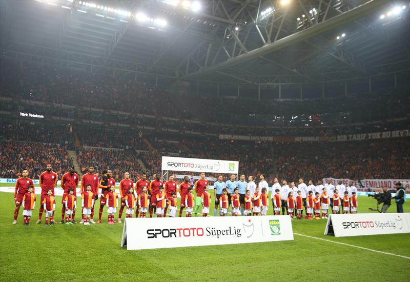 Galatasaray - Trabzonspor foto galerisi