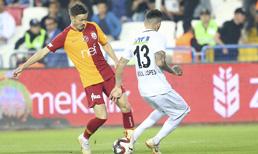 Akhisarspor - Galatasaray foto galeri