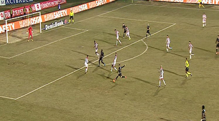 Osmanlıspor FK - Medicana Sivasspor