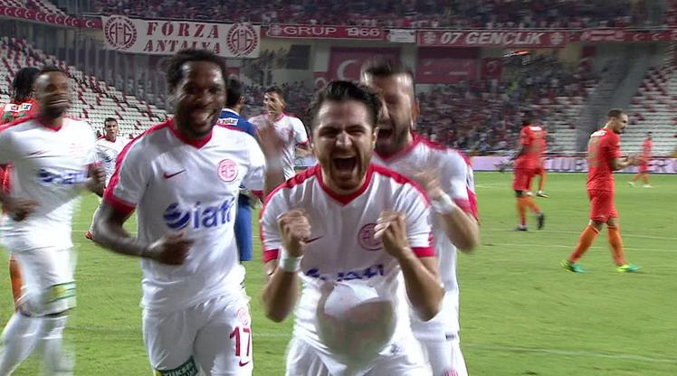 Aytemiz Alanyaspor - Antalyaspor