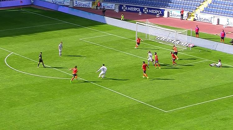 Medipol Başakşehir - Atiker Konyaspor
