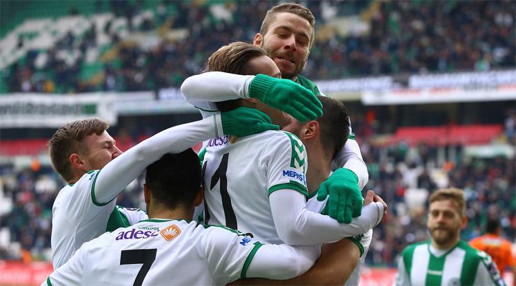 Atiker Konyaspor - Çaykur Rizespor