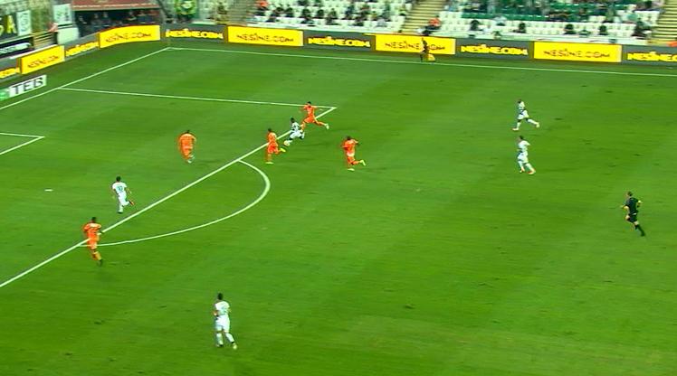Bursaspor - Aytemiz Alanyaspor