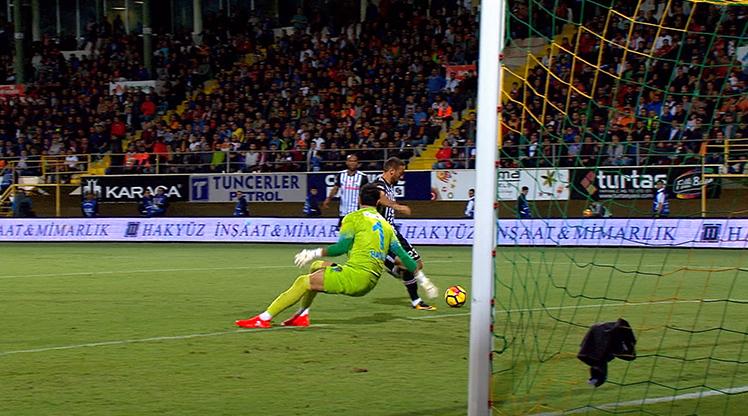 Aytemiz Alanyaspor - Beşiktaş