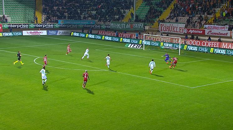 Aytemiz Alanyaspor - Demir Grup Sivasspor