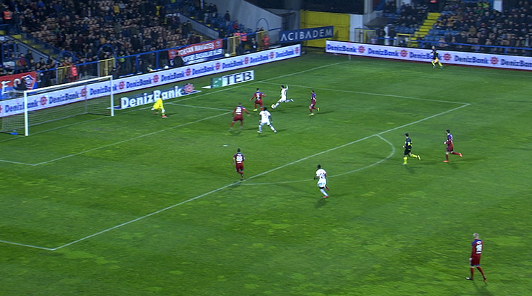 Kardemir Karabükspor - Galatasaray