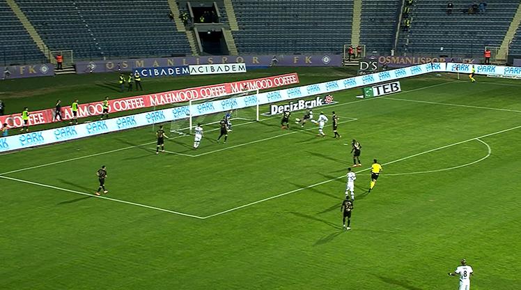 Osmanlıspor FK - Beşiktaş