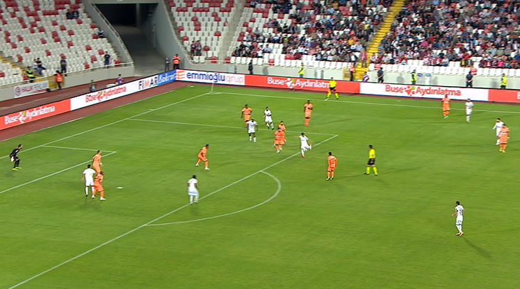 Sivasspor - Alanyaspor