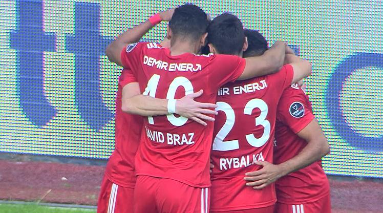 Demir Grup Sivasspor - BŞB Erzurumspor