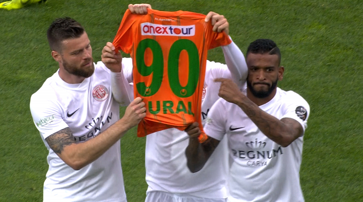 Göztepe - Antalyaspor