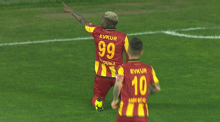 Evkur Yeni Malatyaspor - BŞB Erzurumspor