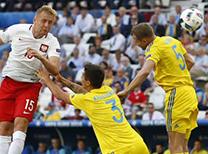 Ukrayna Polonya maç özeti