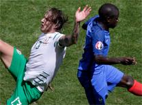 Fransa İrlanda Cumhuriyeti maç özeti