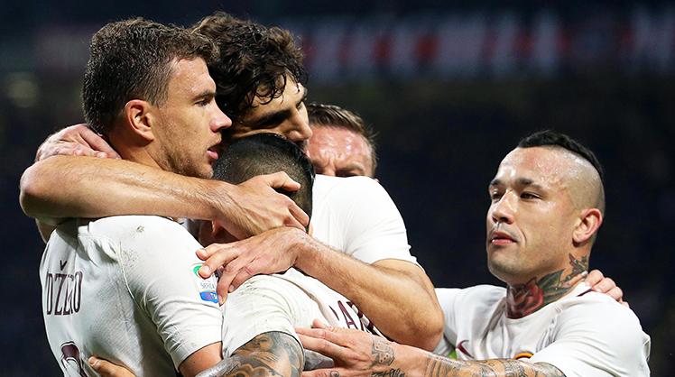 Milan Roma maç özeti