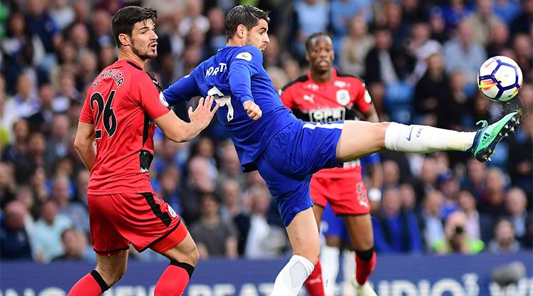 Chelsea Huddersfield Town maç özeti