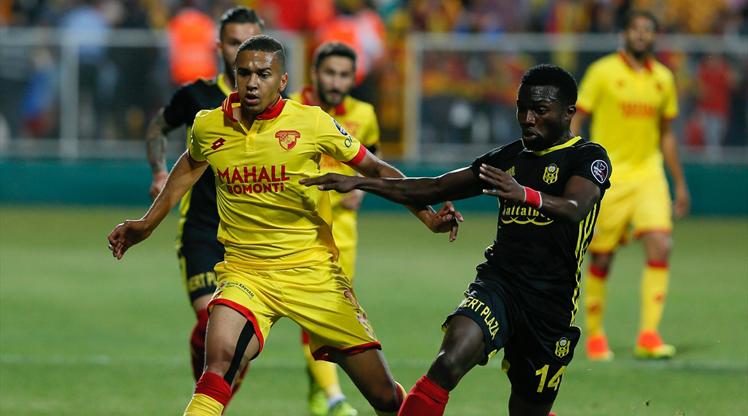Göztepe Yeni Malatyaspor maç özeti