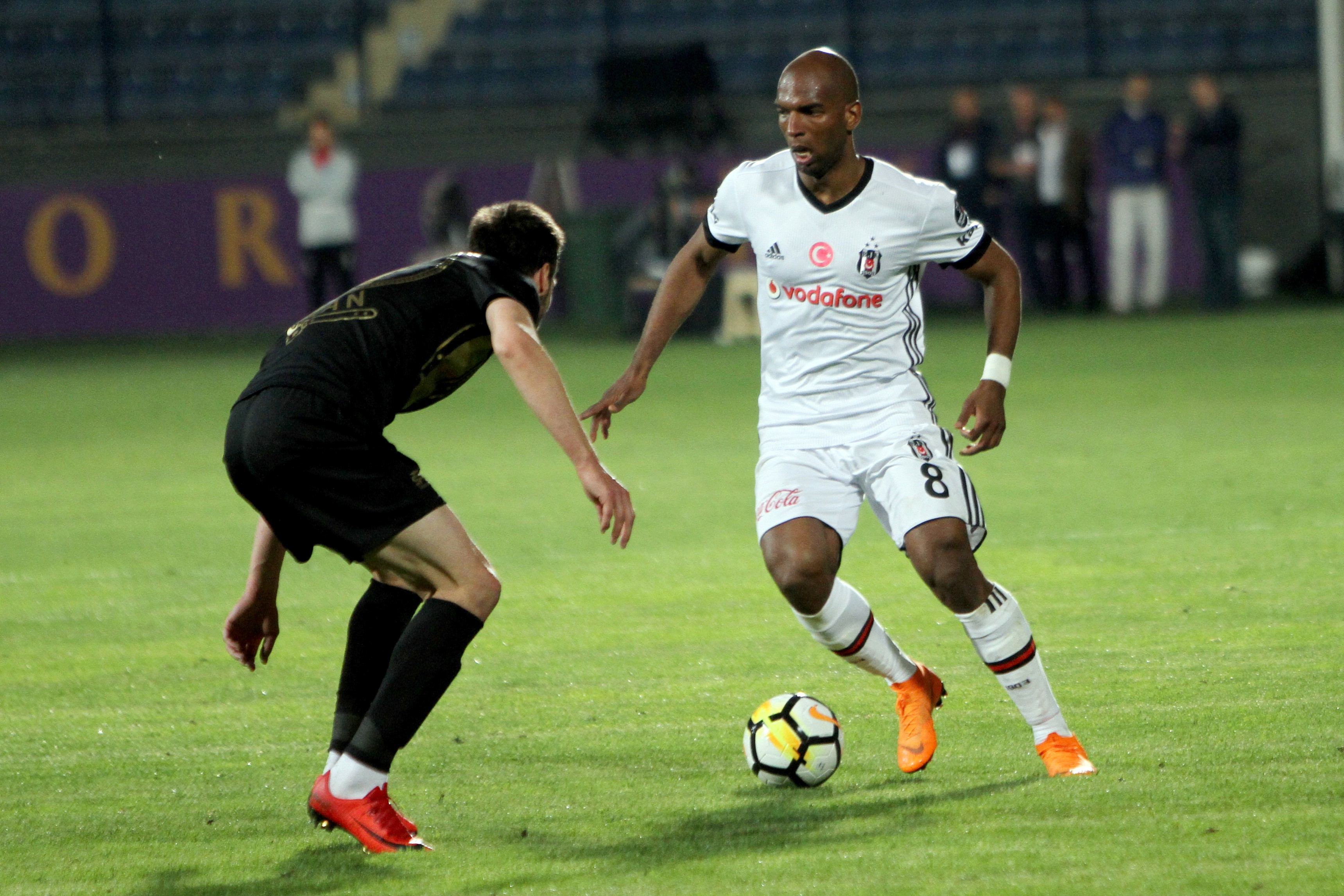 Osmanlıspor FK Beşiktaş maç özeti