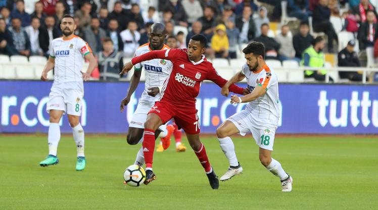 Sivasspor Alanyaspor maç özeti