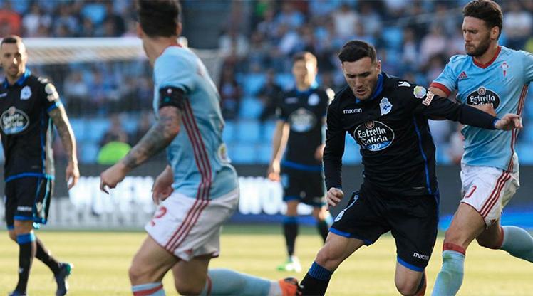 Celta Vigo Deportivo La Coruna maç özeti