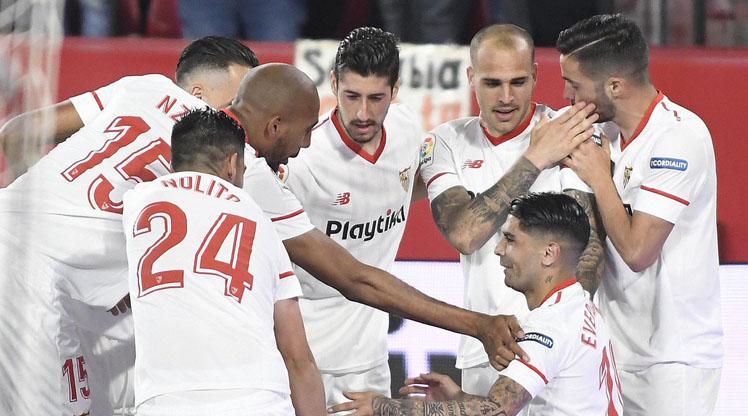 Sevilla Real Sociedad maç özeti