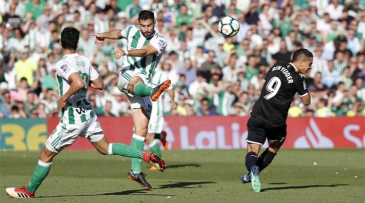 Real Betis Sevilla maç özeti